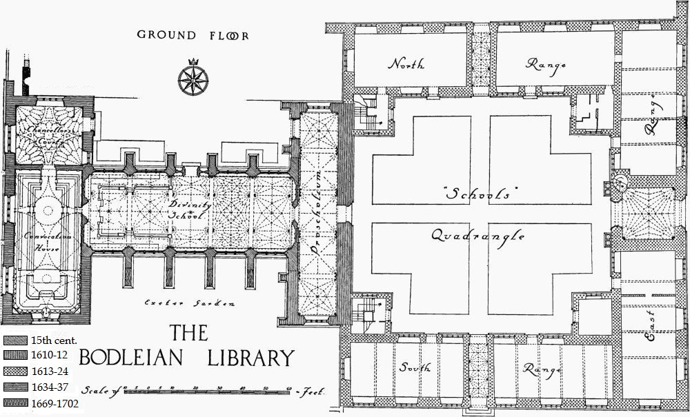 Building the Bodleian | cabinet