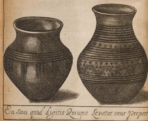 Image for Thomas Browne, Urne-Buriall (London, 1658)