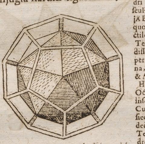 Image for Johannes Kepler, Harmonices Mundi (Linz, 1619)