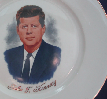 Image for Plate, Richard M. Nixon (Republican)