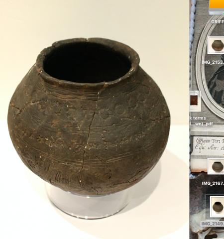 Image for Saxon urn