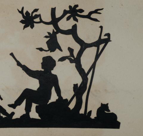 Image for William Wordsworth and Samuel Taylor Coleridge, Lyrical Ballads, vol. 1 (London, 1802)