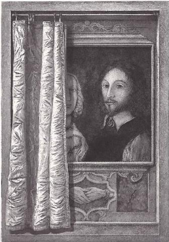 Image for Érik Desmazières, Portrait of Sir Thomas Browne (2012)