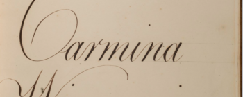 Image for A poem by Christopher Wordsworth