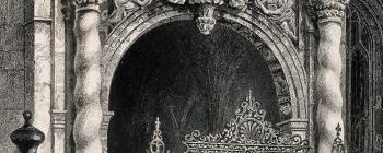 Image for South Porch, University Church of St Mary the Virgin, Oxford, 1637