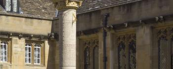 Image for Clone of Oxford's most famous sundial