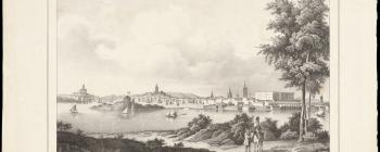 Image for Lithograph of Stockholm