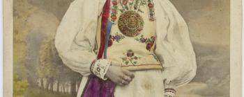 Image for Saxon woman