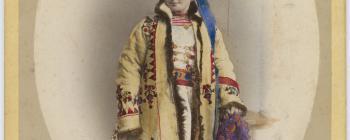Image for Saxon woman 1