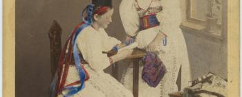 Image for Saxon women 1