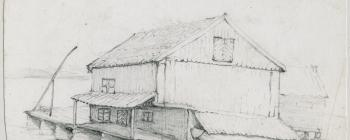Image for Drawing of a warehouse 1