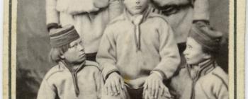 Image for Saami boys