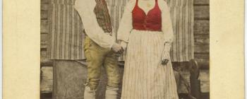Image for Finnish couple