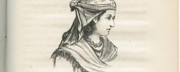 Image for 'Head of Brenese Peasant.'