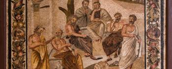 Image for Clone of Plato's Academy. Pompeii