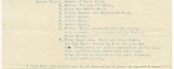 Image for Letter from Robert Hanley Hall to Edward Burnett Tylor, 28 August 1902