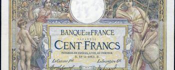 Image for fig.3 100 Francs (Front)