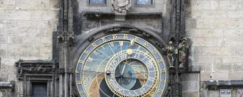 Image for Prague Astronomical Clock (from 1410)