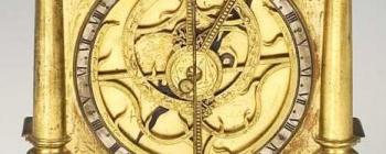 Image for Astrolabe table clock