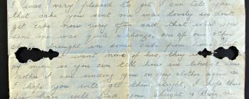 Image for Letters from Samuel Bodger
