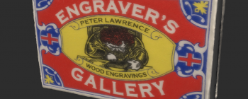 Image for 'Engraver's Gallery', by Lawrence